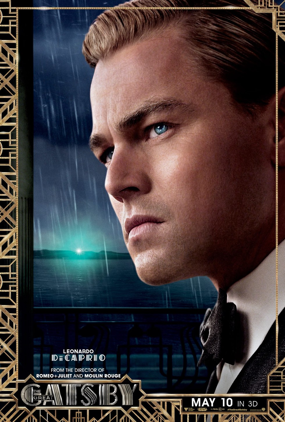The Great Gatsby - Movie Poster #3 (Large)