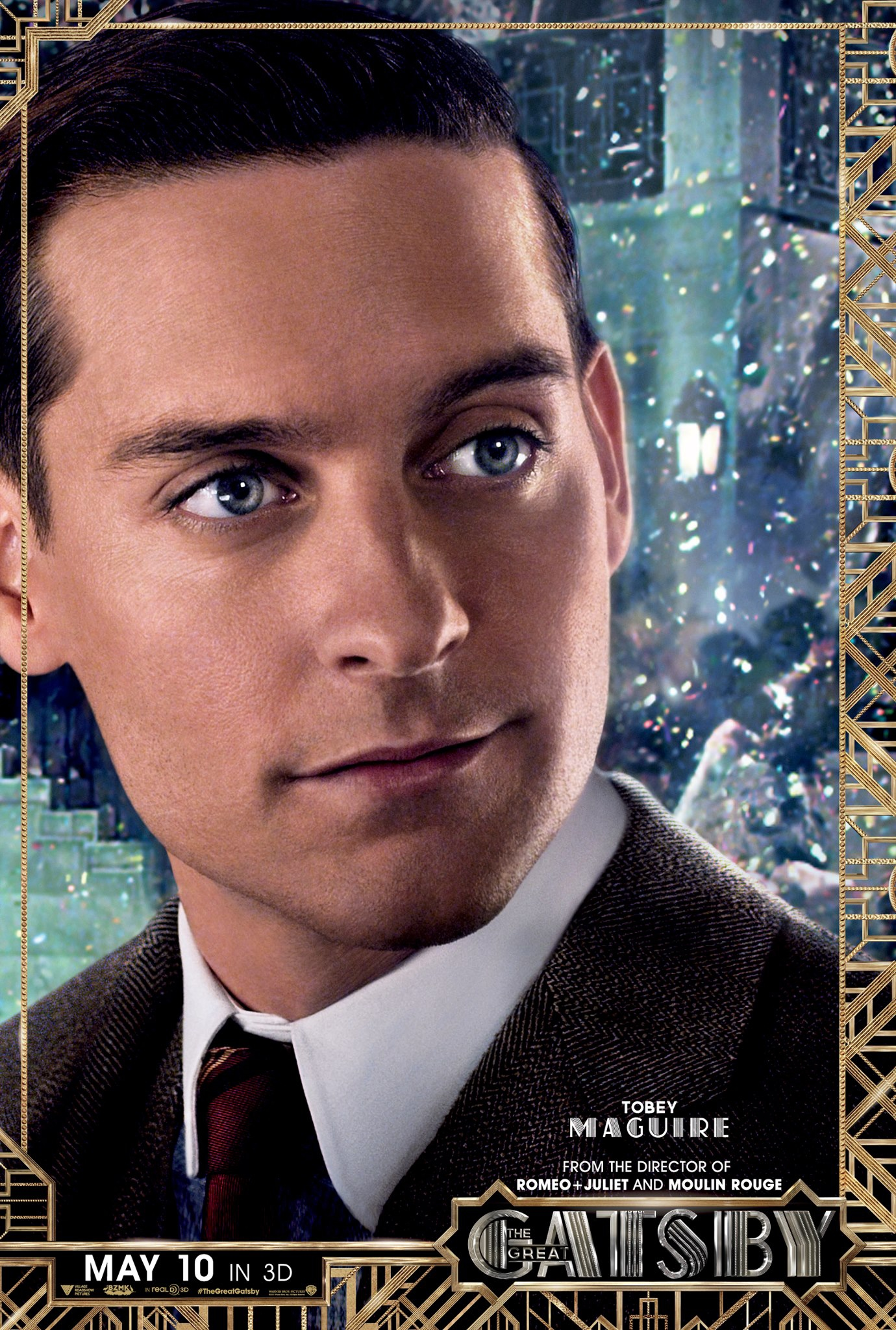 The Great Gatsby - Movie Poster #5 (Original)