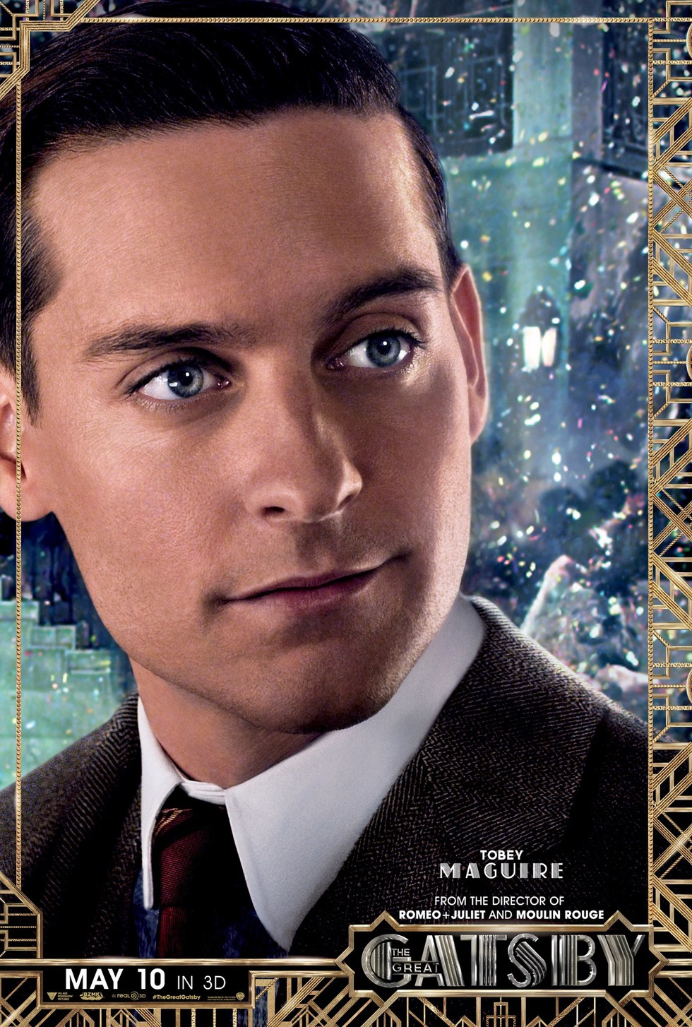 The Great Gatsby - Movie Poster #5 (Large)