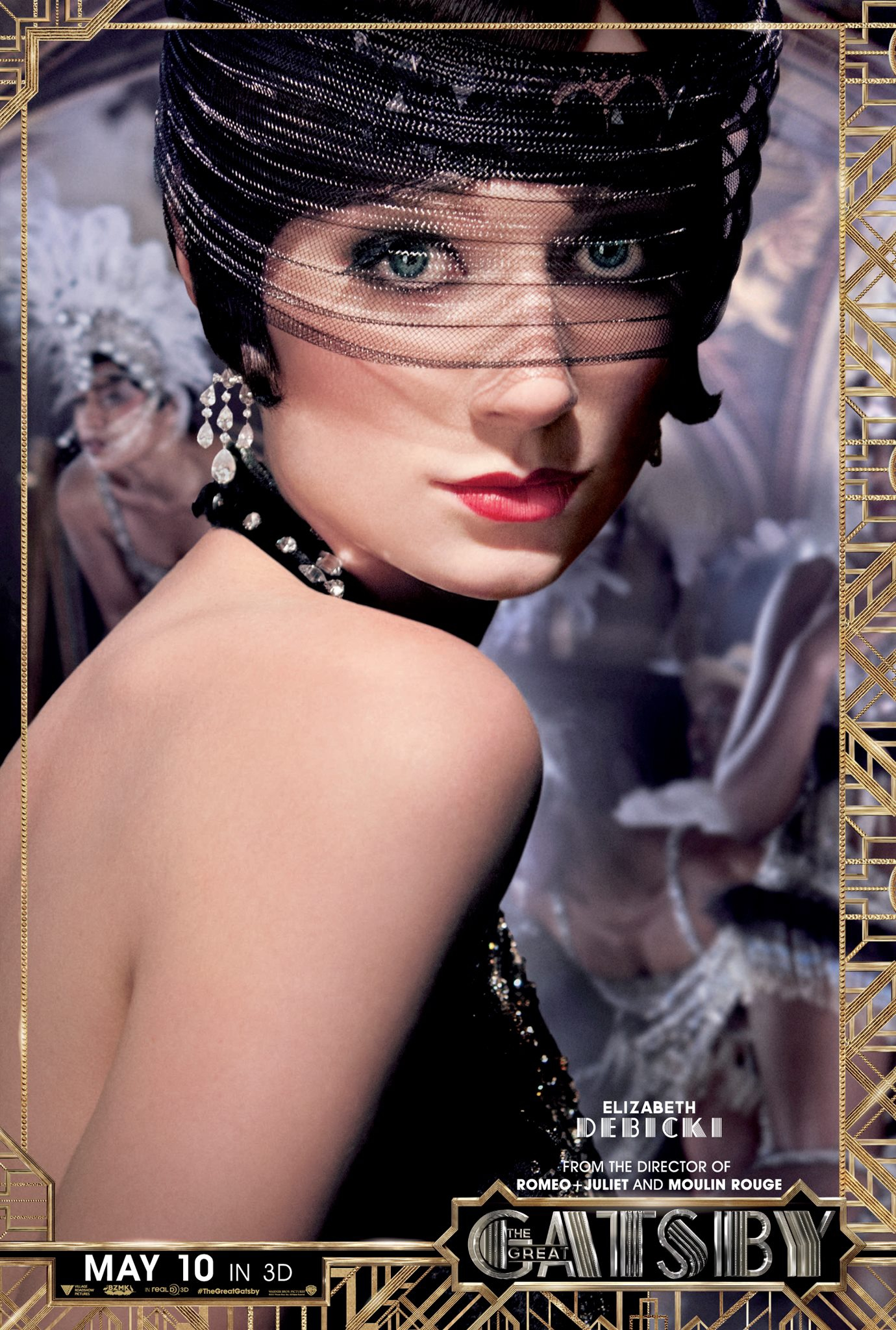 The Great Gatsby - Movie Poster #6 (Original)