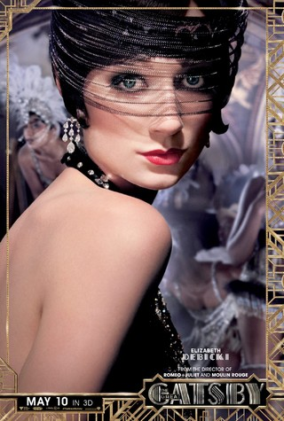 The Great Gatsby - Movie Poster #6 (Small)