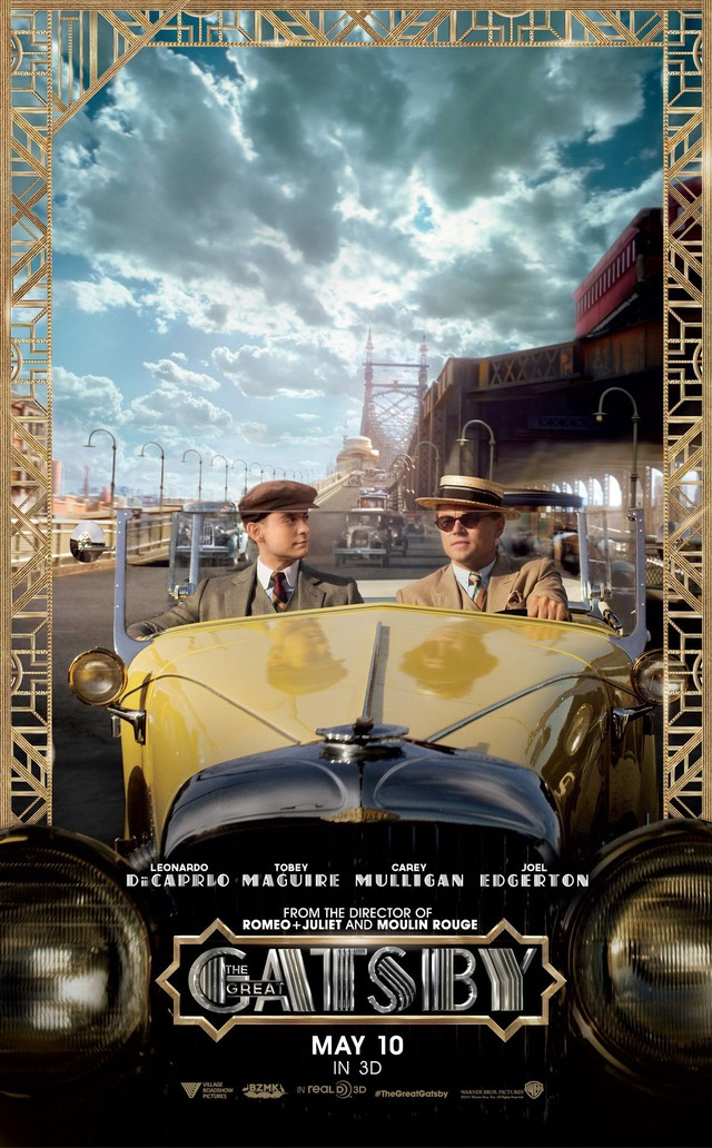 The Great Gatsby - Movie Poster #9