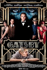 The Great Gatsby Small Poster