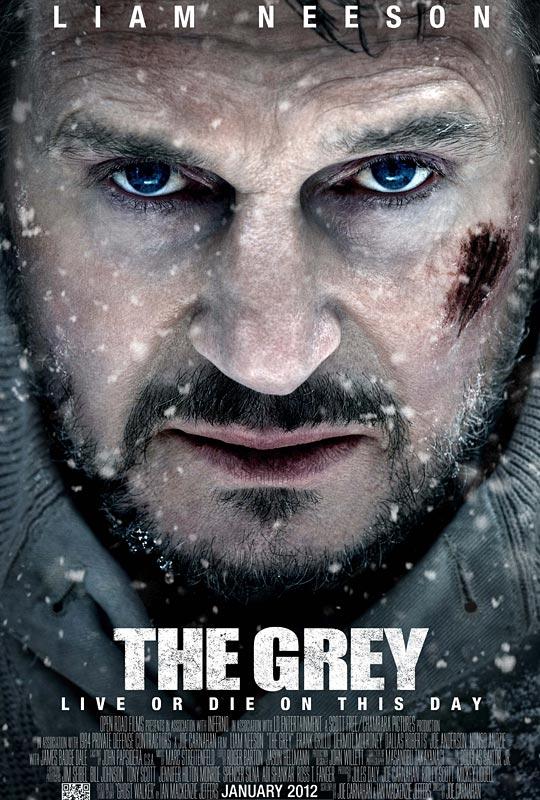 The Grey - Movie Poster #1 (Original)