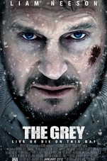 The Grey Small Poster
