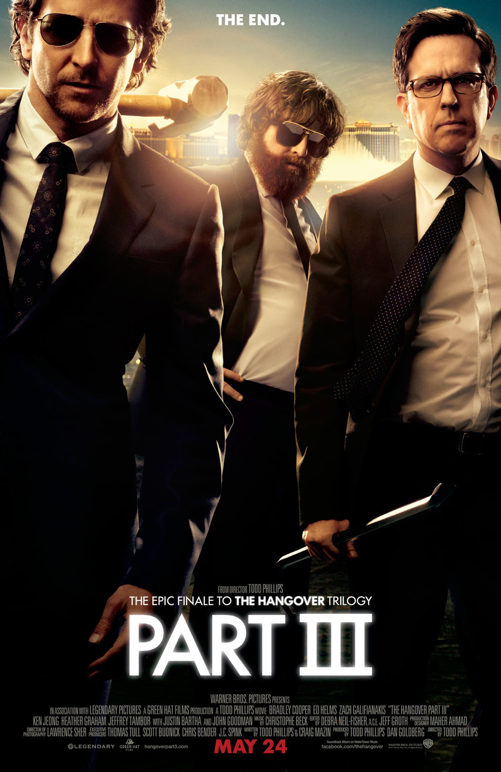 The Hangover Part III - Movie Poster #1 (Large)