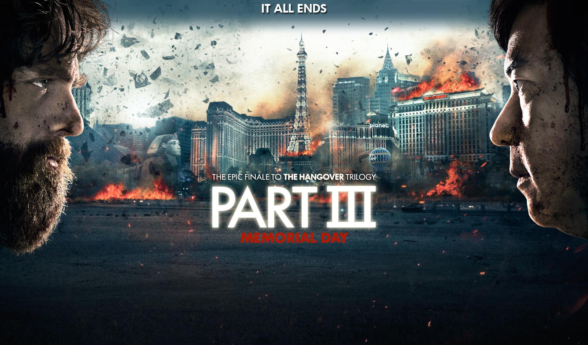 The Hangover Part III - Movie Poster #2 (Original)