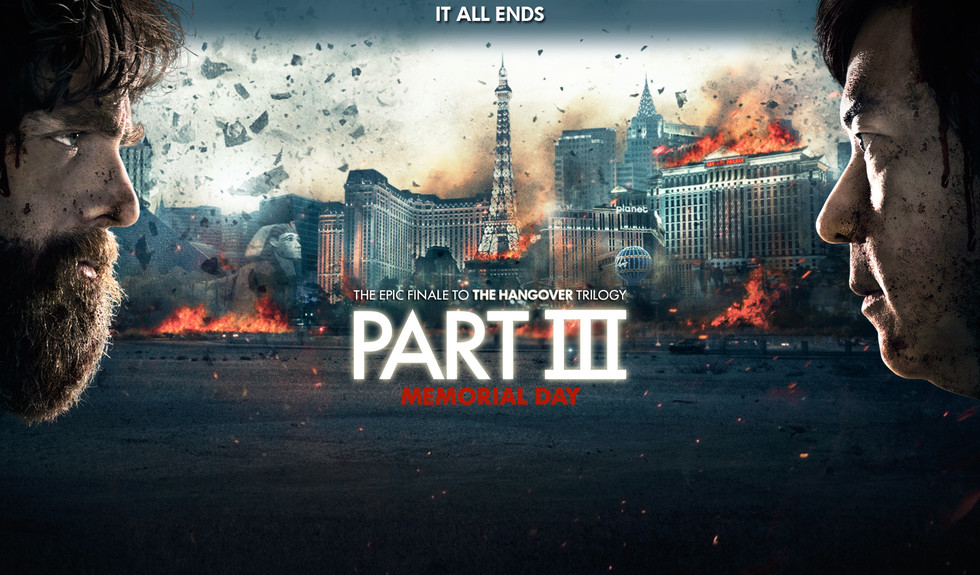 The Hangover Part III - Movie Poster #2 (Large)