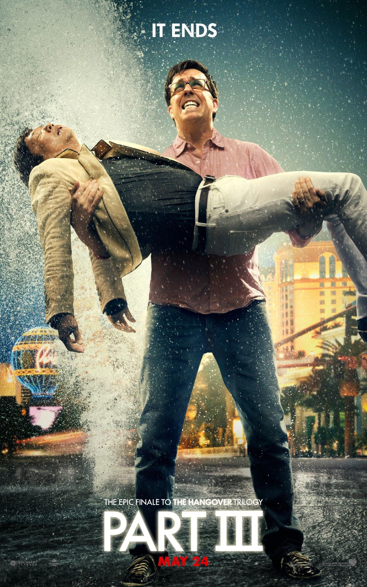 The Hangover Part III - Movie Poster #5 (Original)