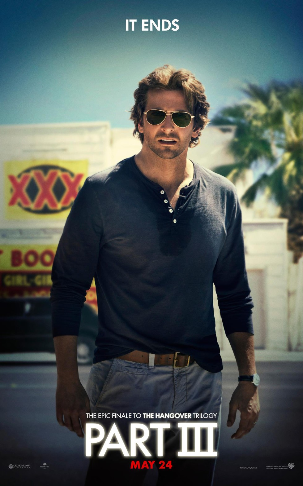 The Hangover Part III - Movie Poster #6 (Large)
