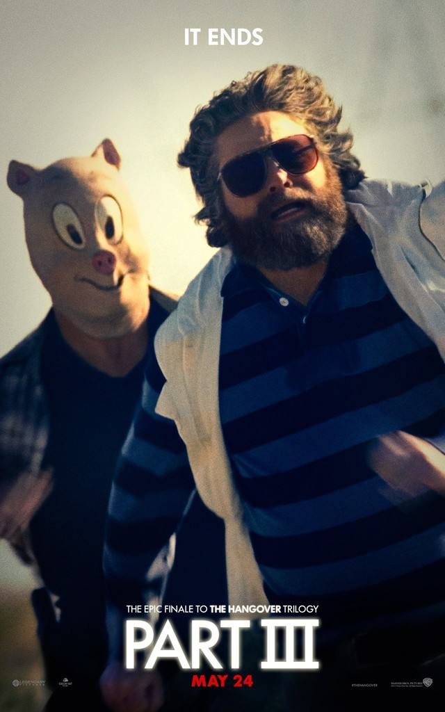 The Hangover Part III - Movie Poster #7