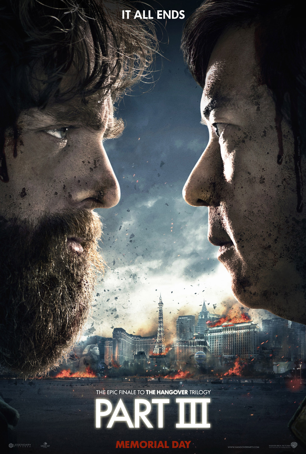 The Hangover Part III - Movie Poster #8 (Large)