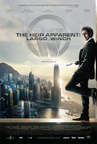 The Heir Apparent: Largo Winch - Movie Poster #1