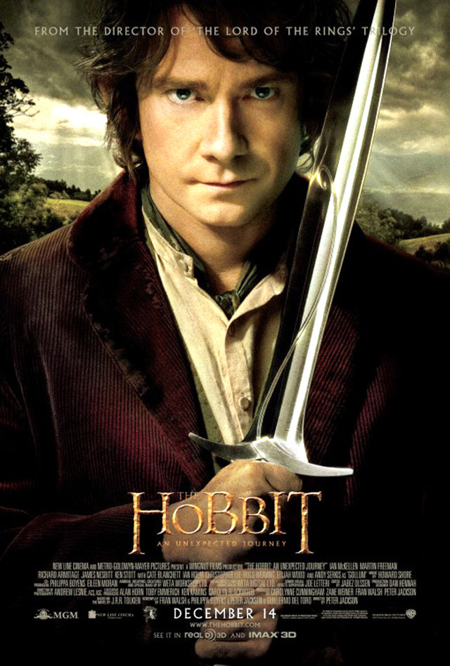 The Hobbit: An Unexpected Journey - Movie Poster #2
