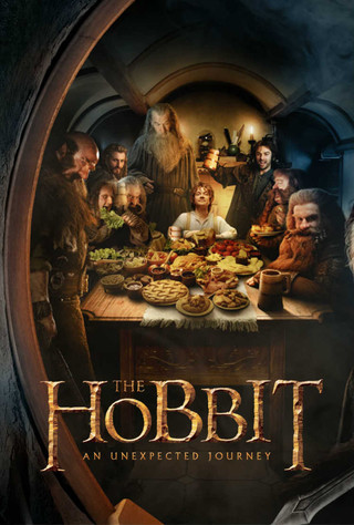 The Hobbit: An Unexpected Journey - Movie Poster #5 (Small)