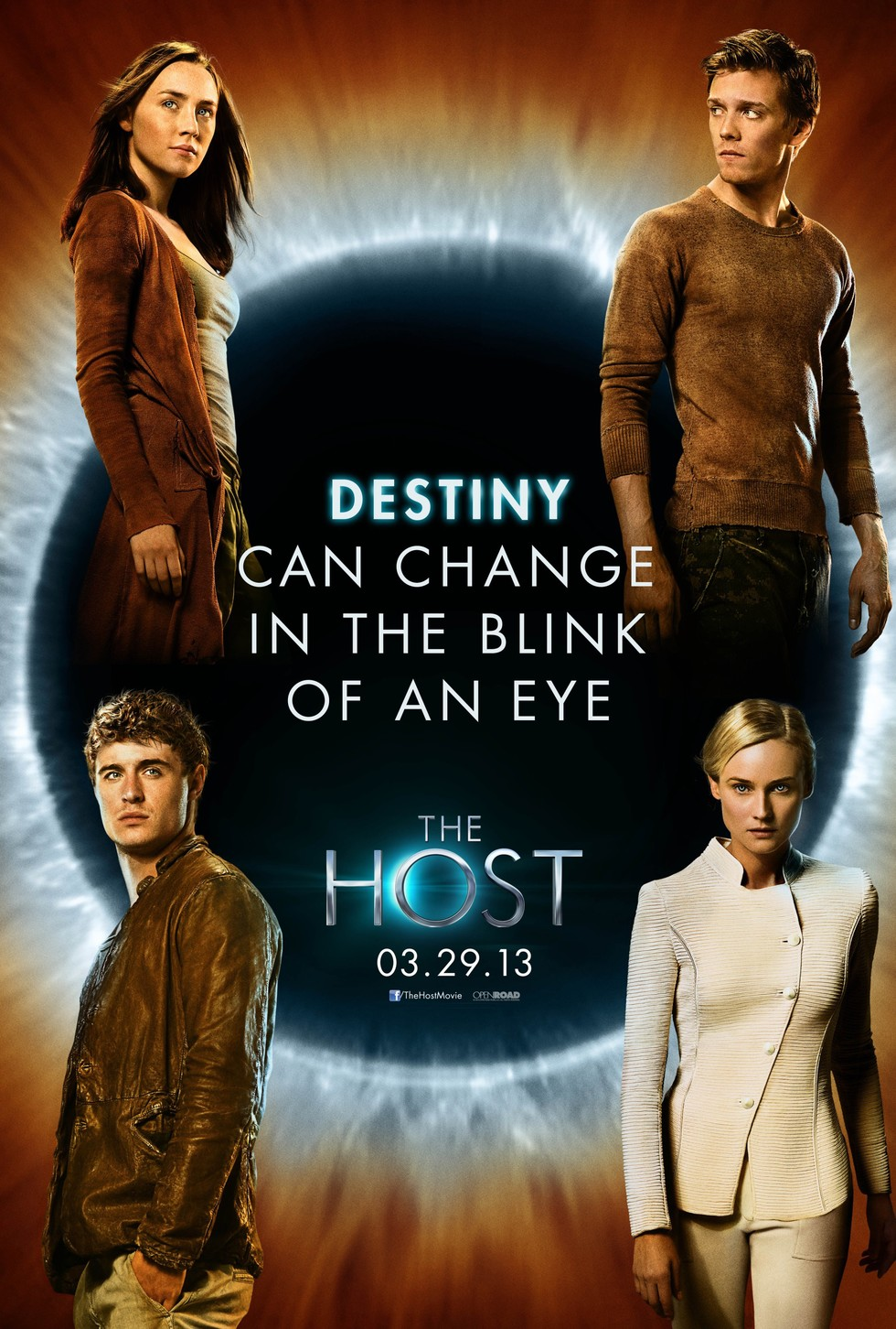 The Host - Movie Poster #1 (Large)
