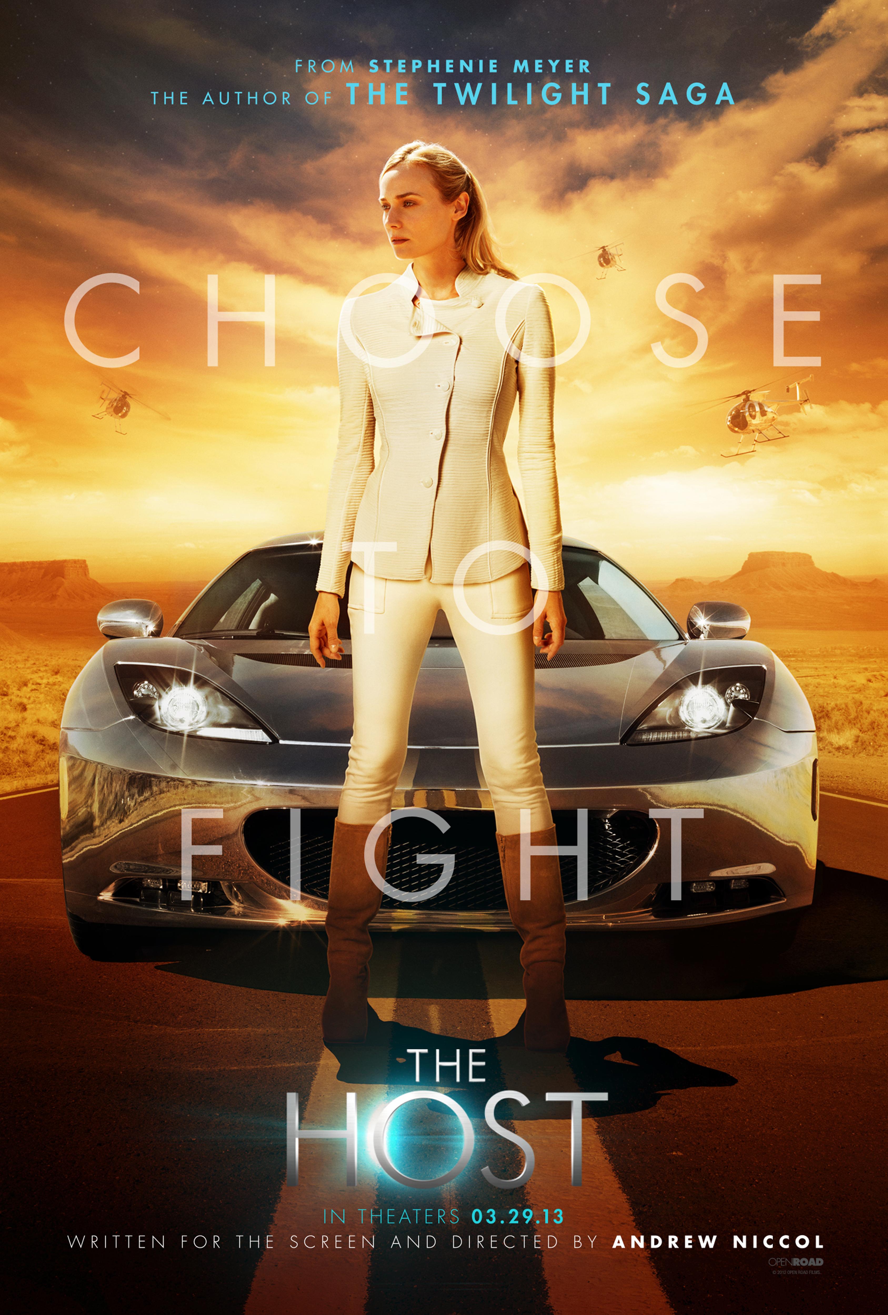 The Host - Movie Poster #2 (Original)