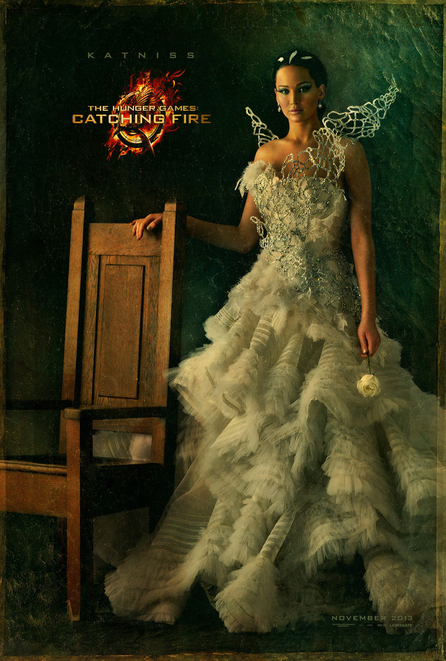 The Hunger Games: Catching Fire - Movie Poster #10