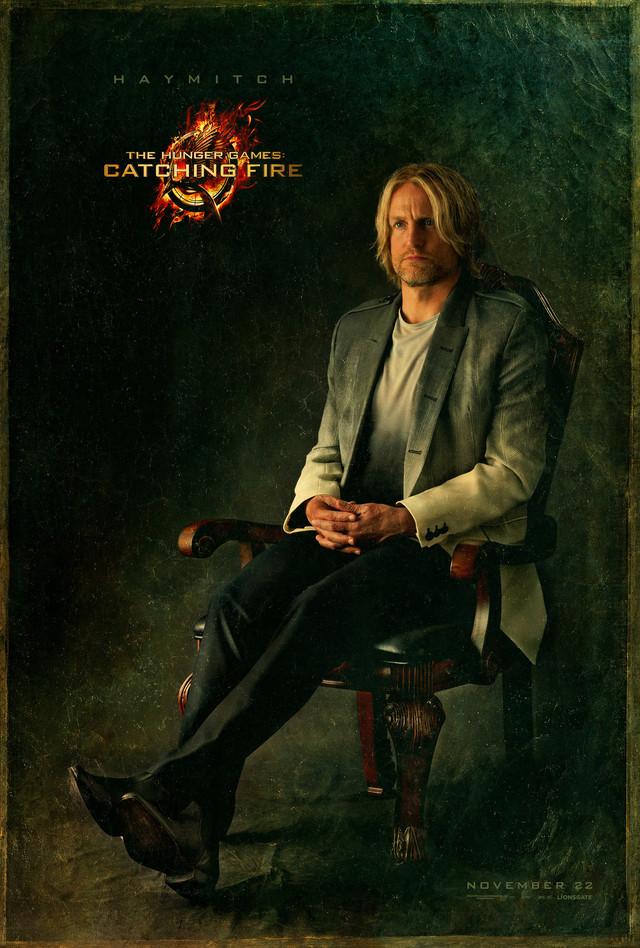 The Hunger Games: Catching Fire - Movie Poster #11