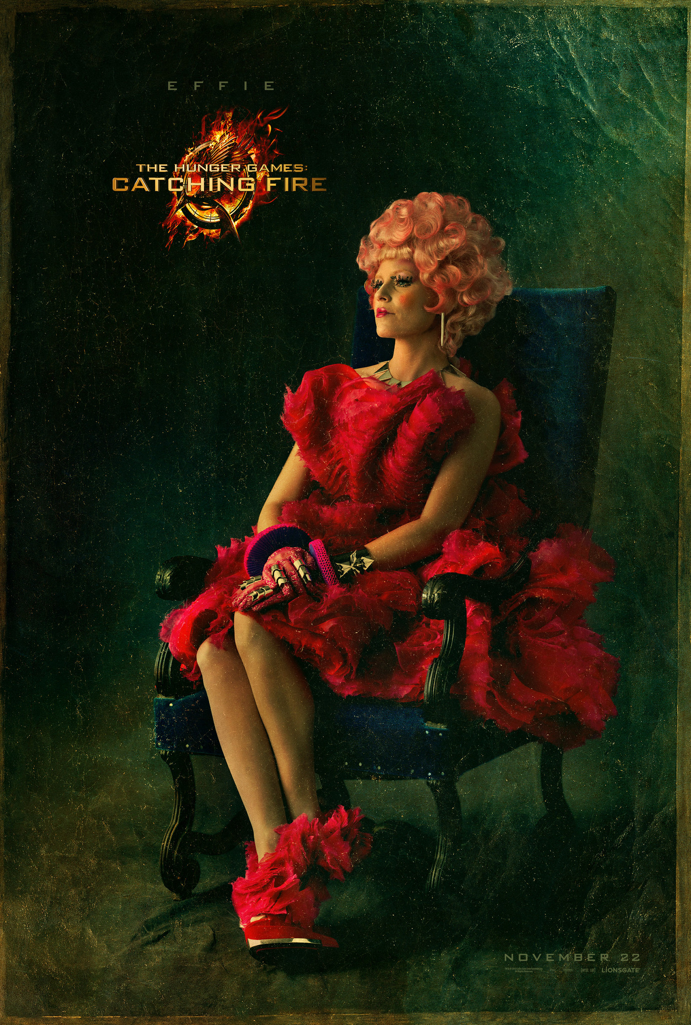 The Hunger Games: Catching Fire - Movie Poster #12 (Original)