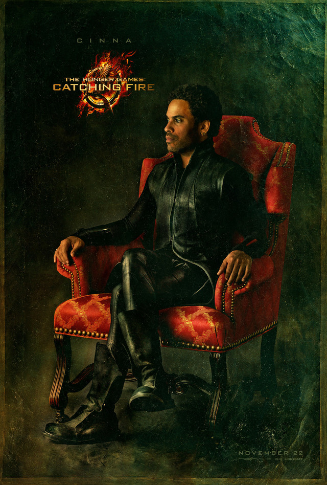 The Hunger Games: Catching Fire - Movie Poster #13