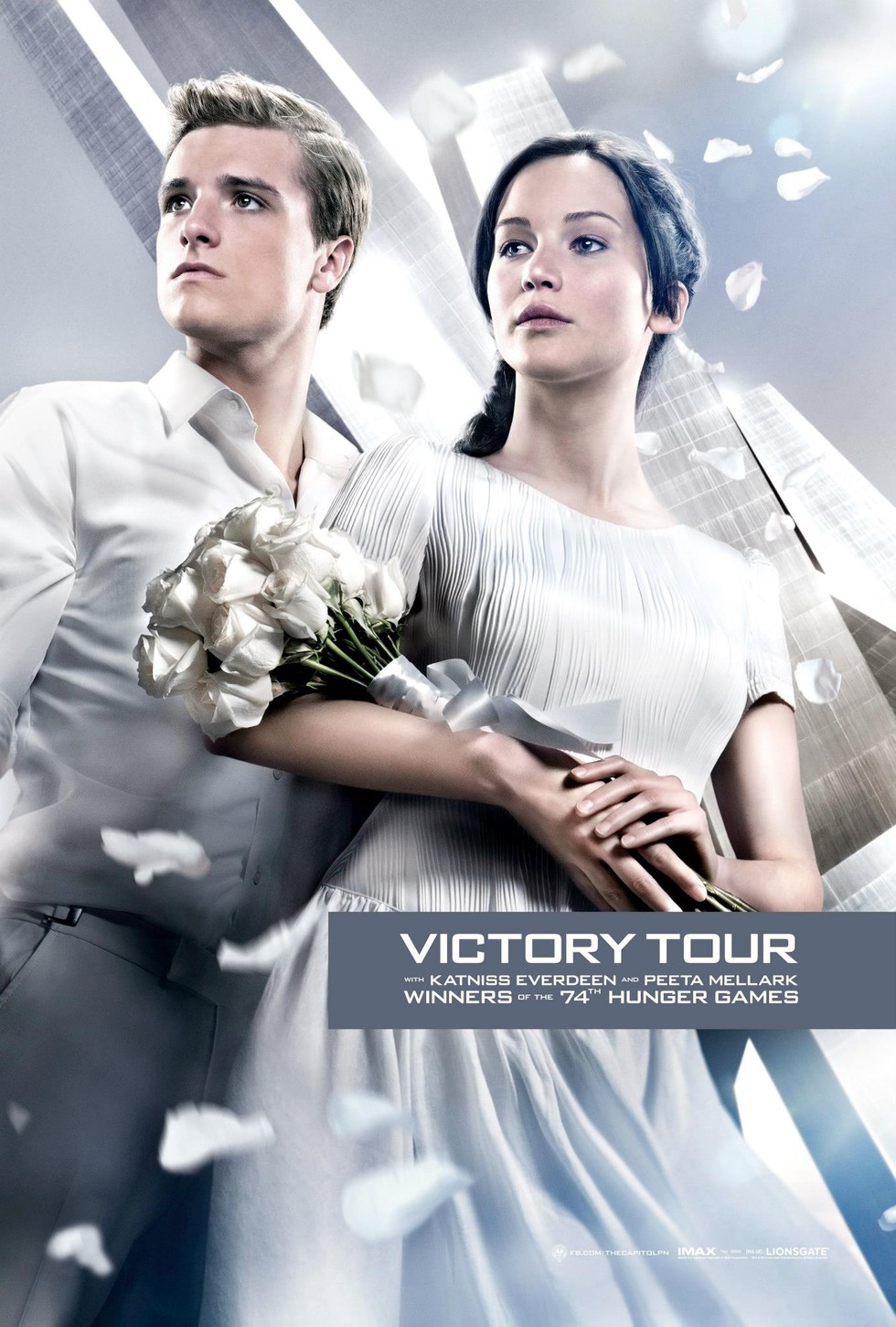 The Hunger Games: Catching Fire - Movie Poster #2 (Large)
