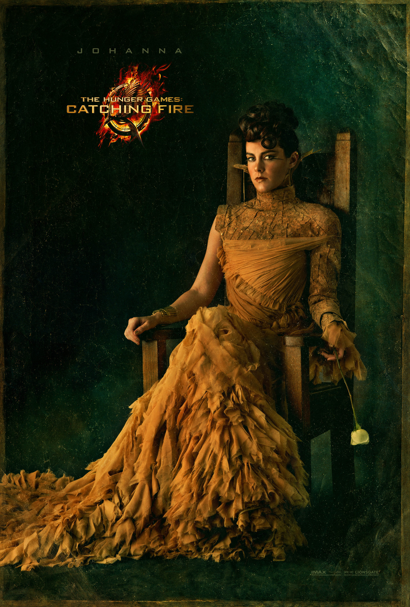 The Hunger Games: Catching Fire - Movie Poster #3 (Original)