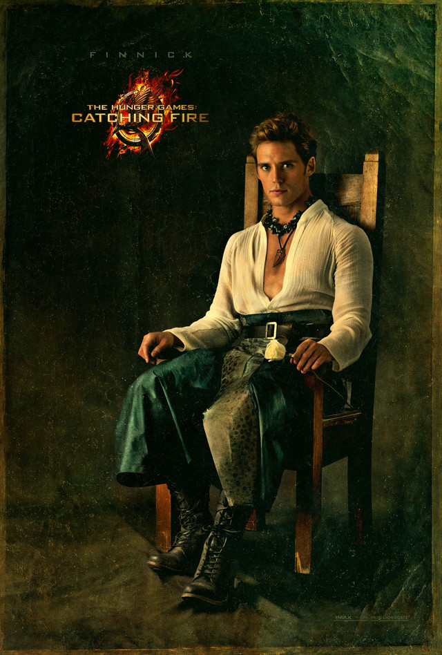 The Hunger Games: Catching Fire - Movie Poster #6
