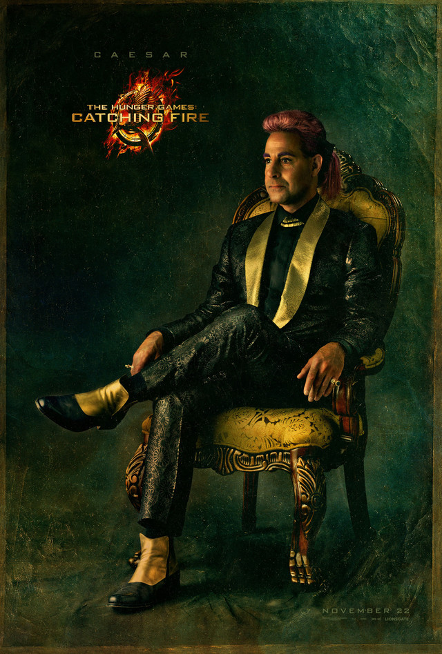 The Hunger Games: Catching Fire - Movie Poster #9