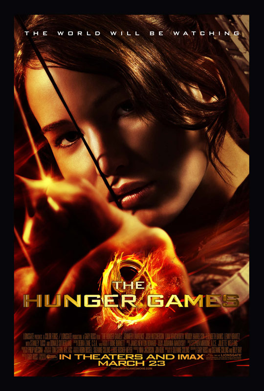 The Hunger Games - Movie Poster #1 (Original)