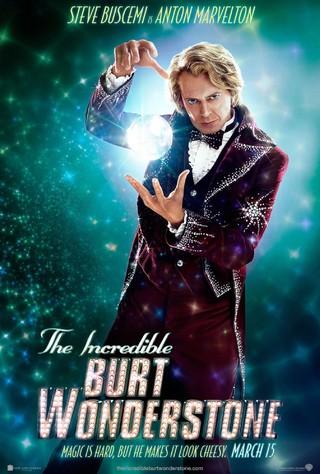The Incredible Burt Wonderstone - Movie Poster #2 (Small)