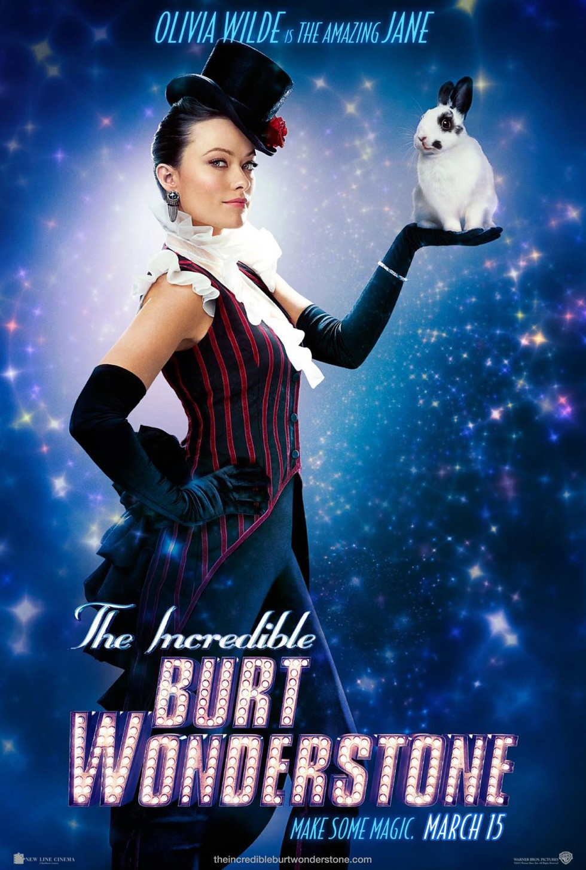 The Incredible Burt Wonderstone - Movie Poster #3 (Large)