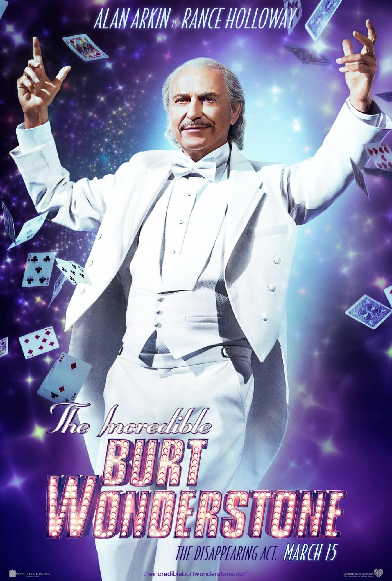 The Incredible Burt Wonderstone - Movie Poster #5 (Original)