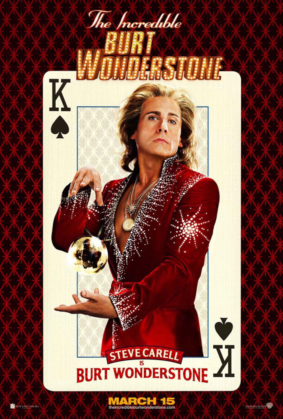 The Incredible Burt Wonderstone - Movie Poster #6 (Large)