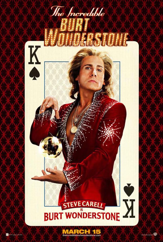 The Incredible Burt Wonderstone - Movie Poster #6