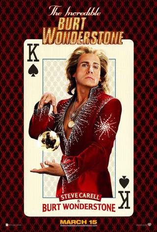 The Incredible Burt Wonderstone - Movie Poster #6 (Small)
