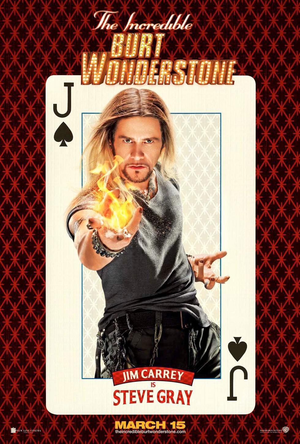 The Incredible Burt Wonderstone - Movie Poster #7 (Large)