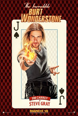 The Incredible Burt Wonderstone - Movie Poster #7 (Small)