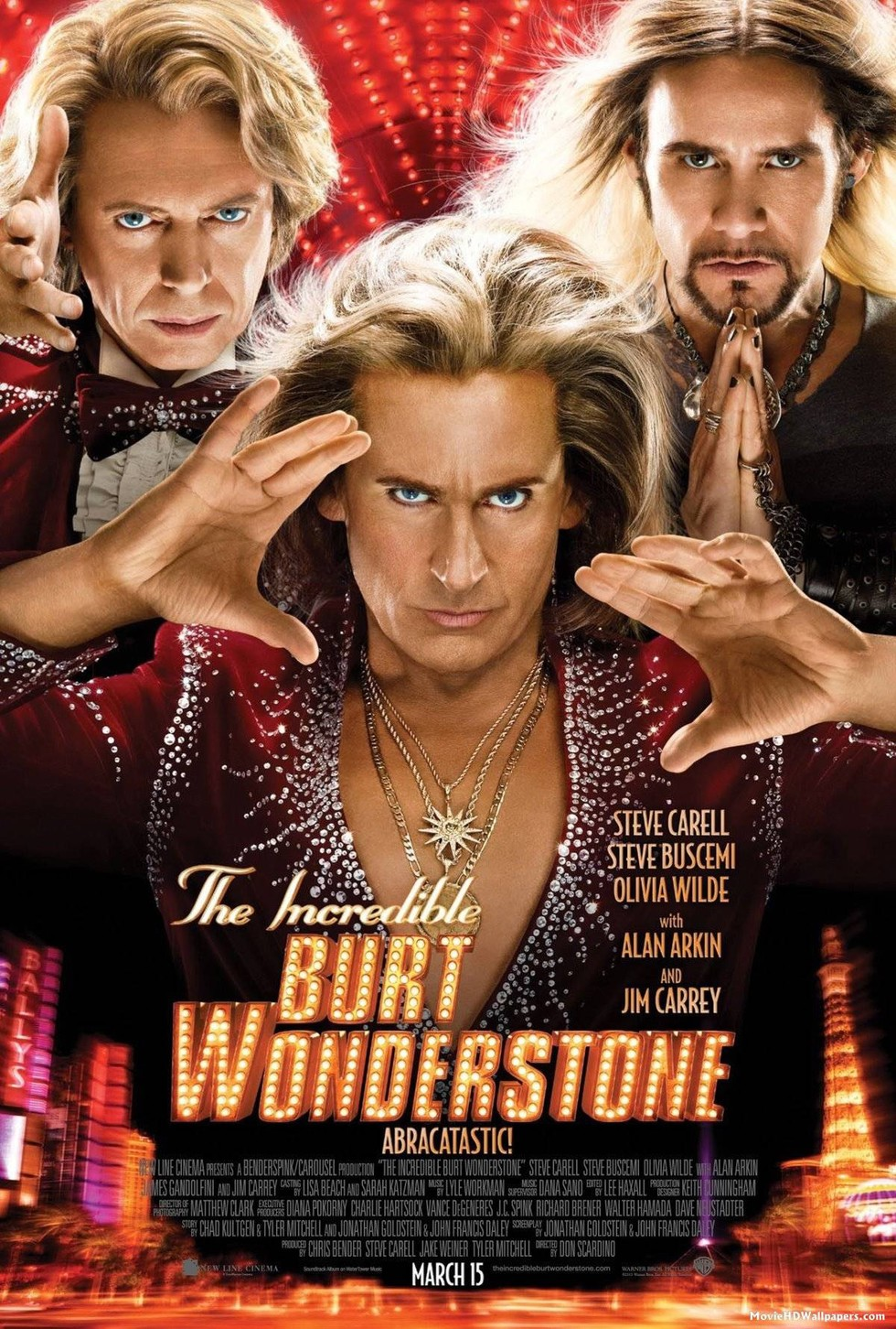 The Incredible Burt Wonderstone - Movie Poster #9 (Large)