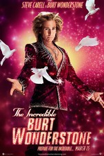 The Incredible Burt Wonderstone Small Poster