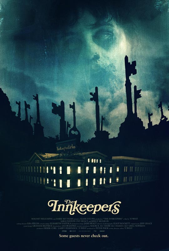 The Innkeepers - Movie Poster #1 (Original)