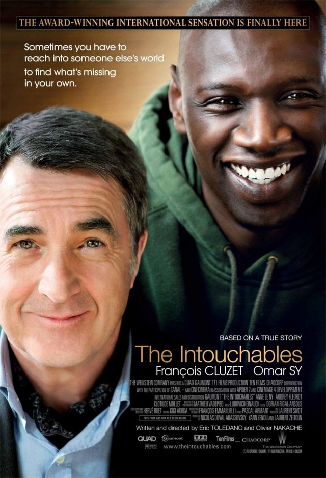 The Intouchables - Movie Poster #1