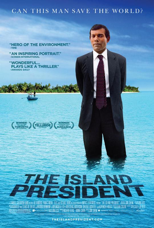 The Island President - Movie Poster #1 (Original)