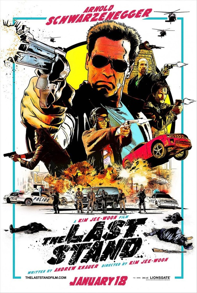 The Last Stand - Movie Poster #1