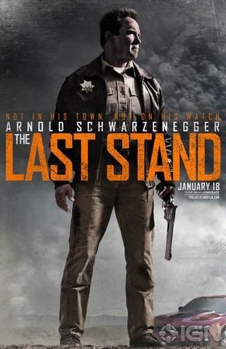The Last Stand - Movie Poster #2 (Small)
