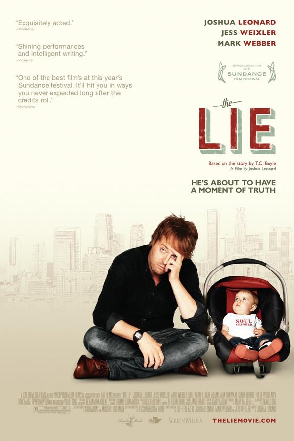 The Lie - Movie Poster #1 (Original)