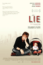 The Lie Small Poster