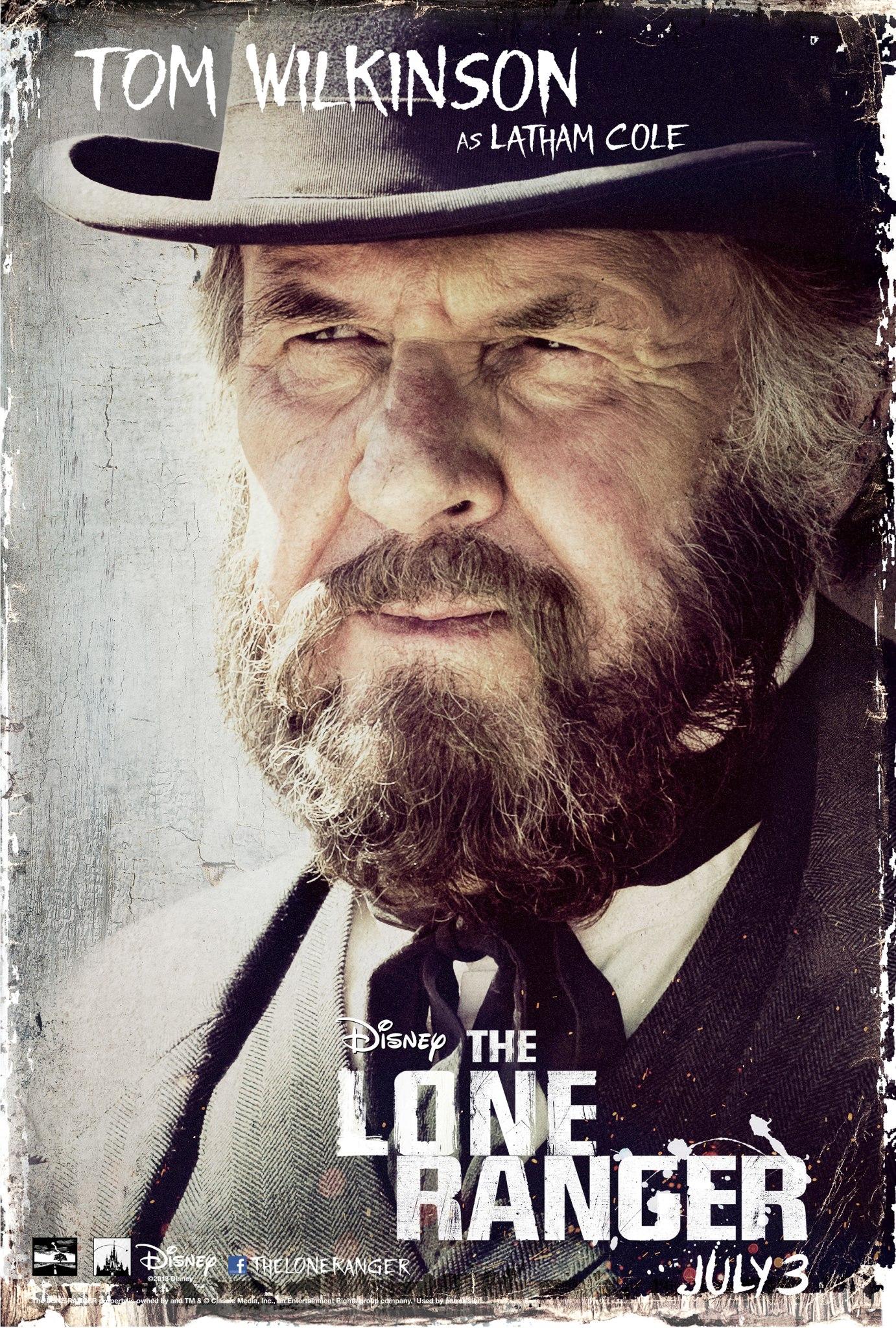 The Lone Ranger - Movie Poster #7 (Original)