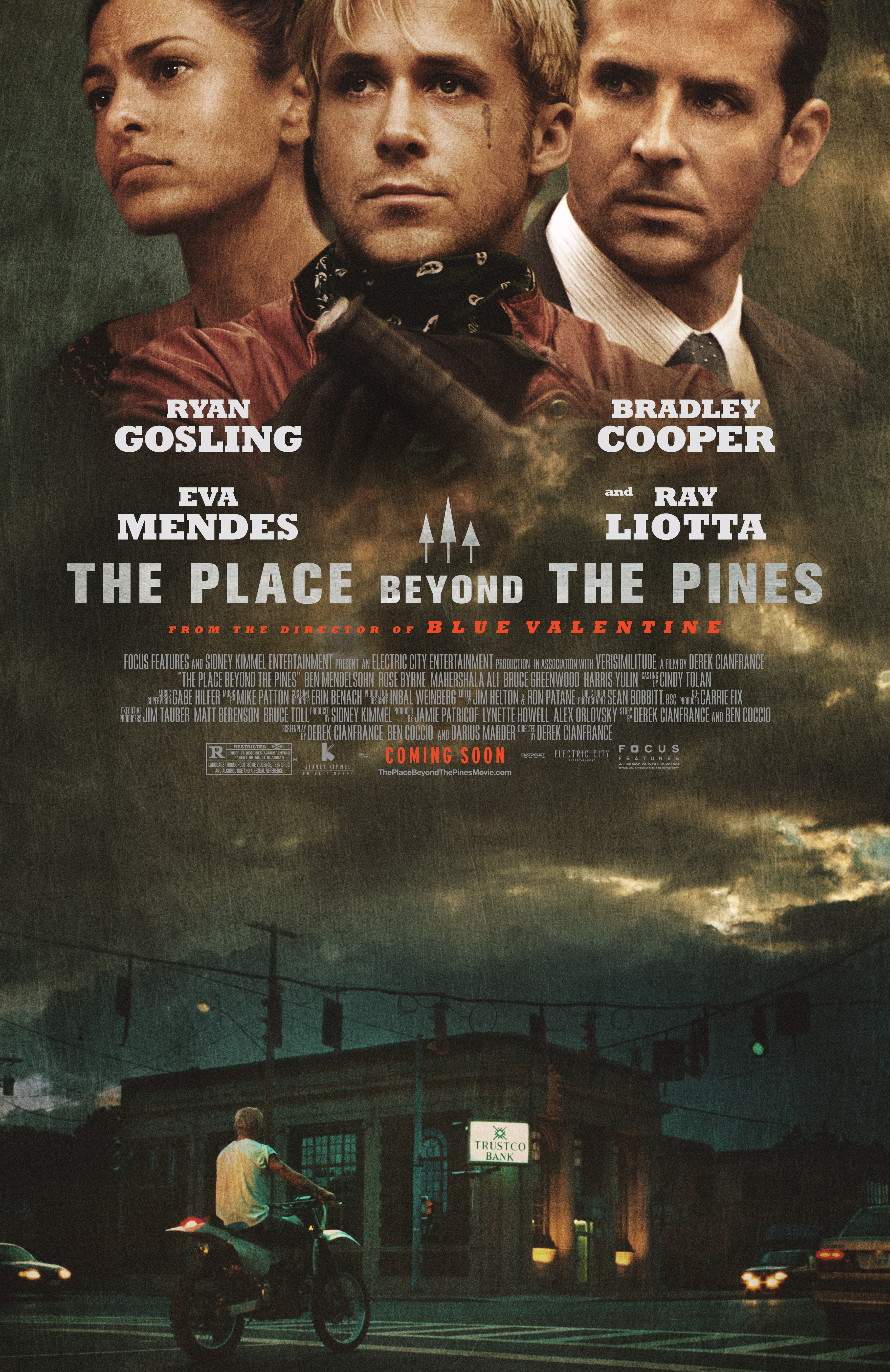 The Place Beyond the Pines - Movie Poster #1 (Original)