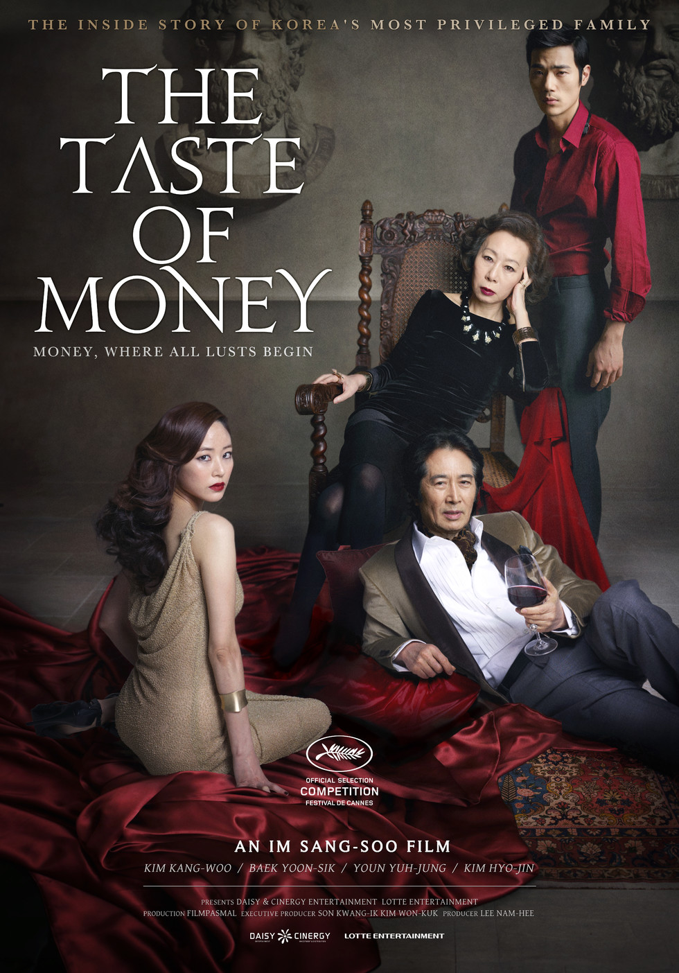 The Taste of Money - Movie Poster #1 (Large)